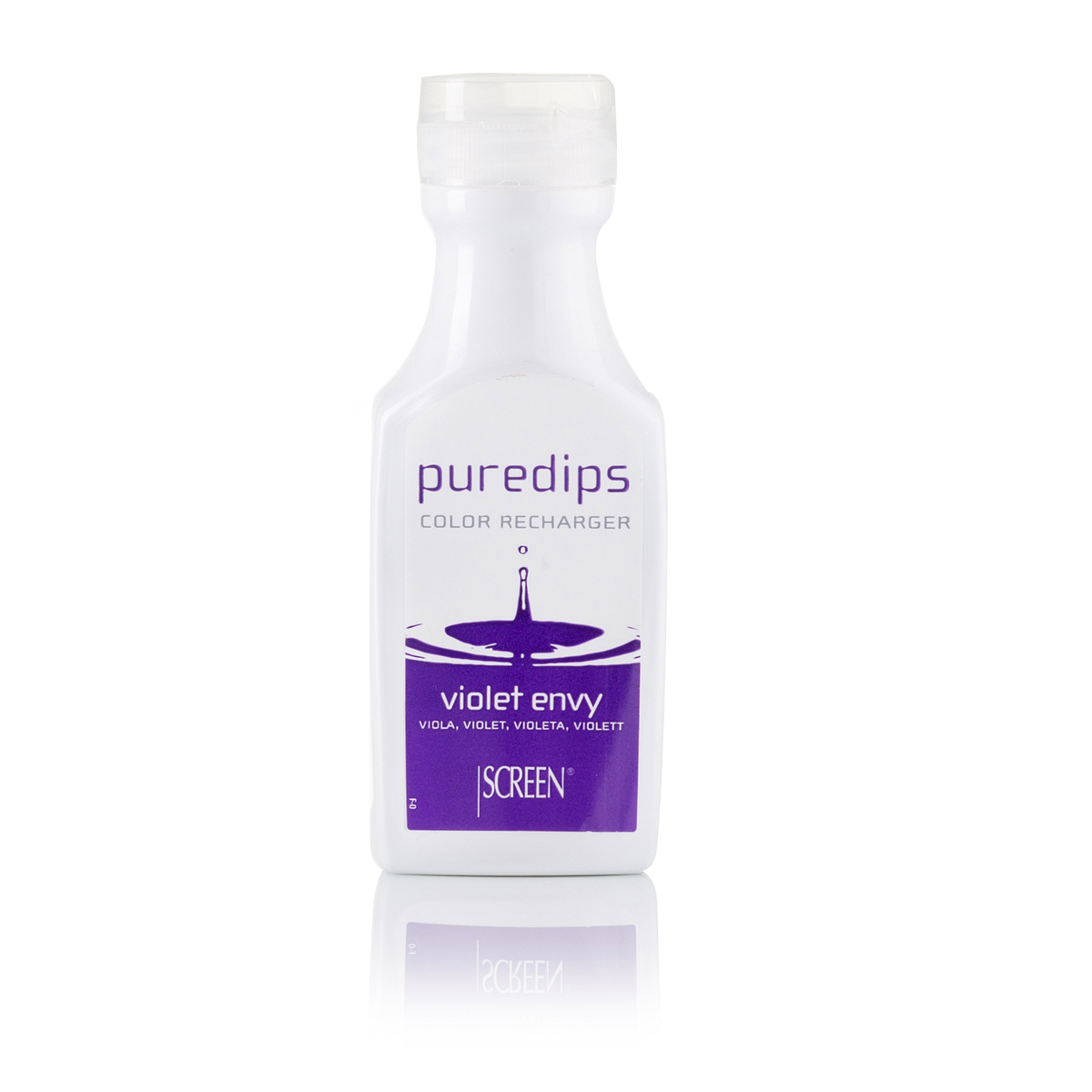 Screen Puredips violet, 150 ml