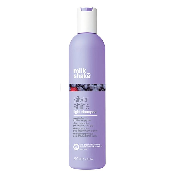 Milk Shake silver shine shampoo light