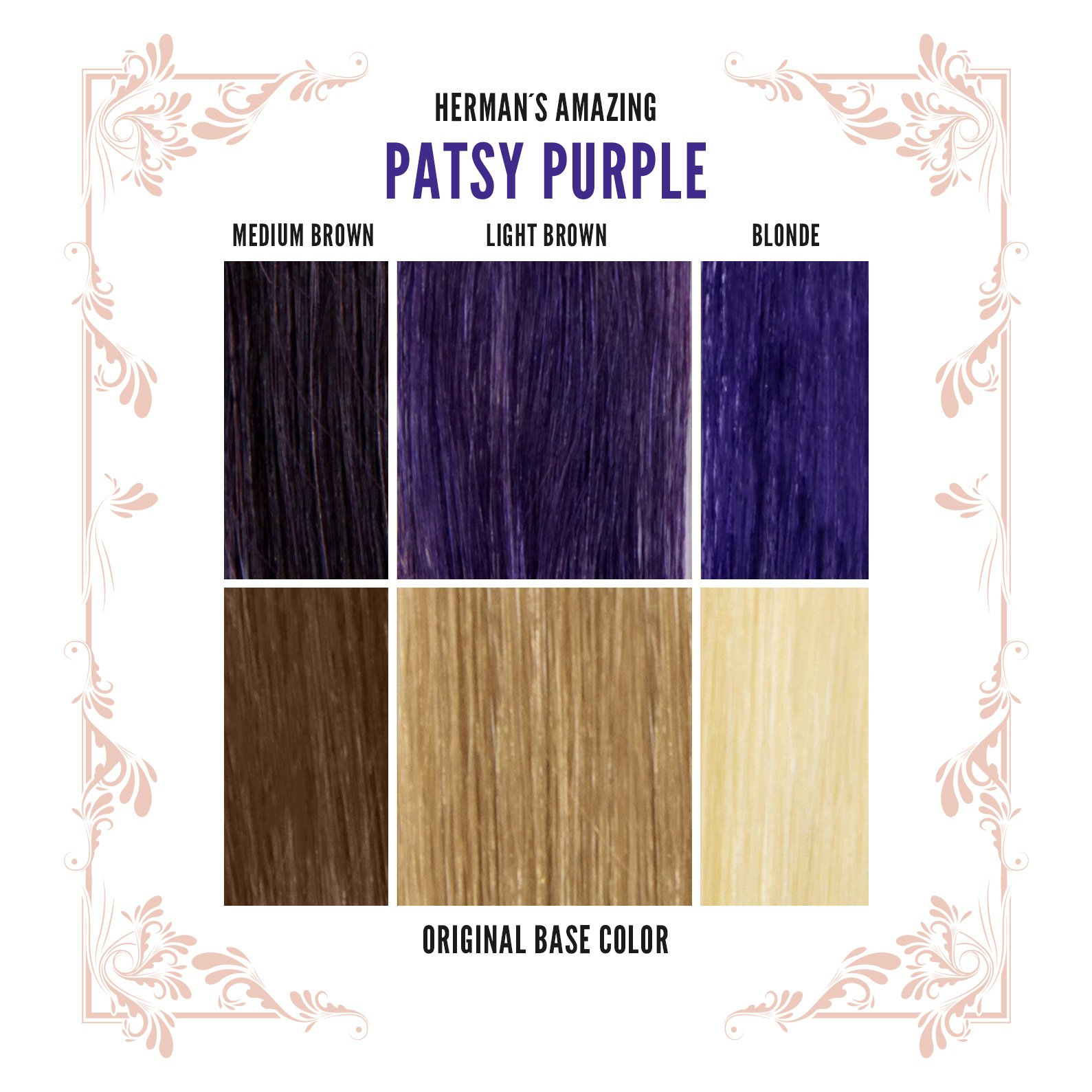 Herman's Amazing - Patsy Purple