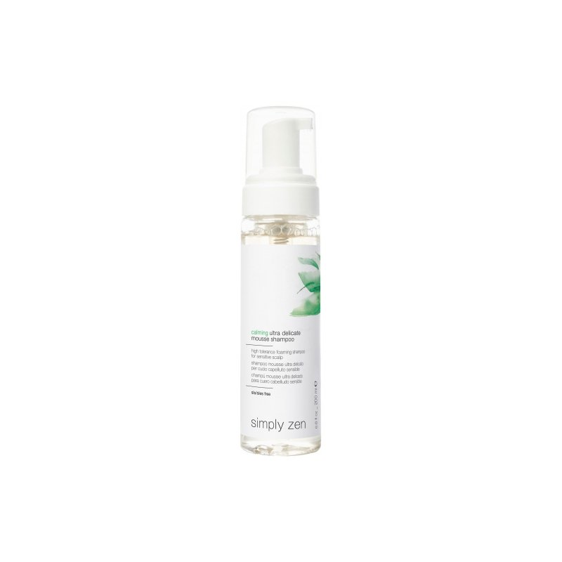 Simply Zen - calming ultra delicate mousse shampoo, 200 ml