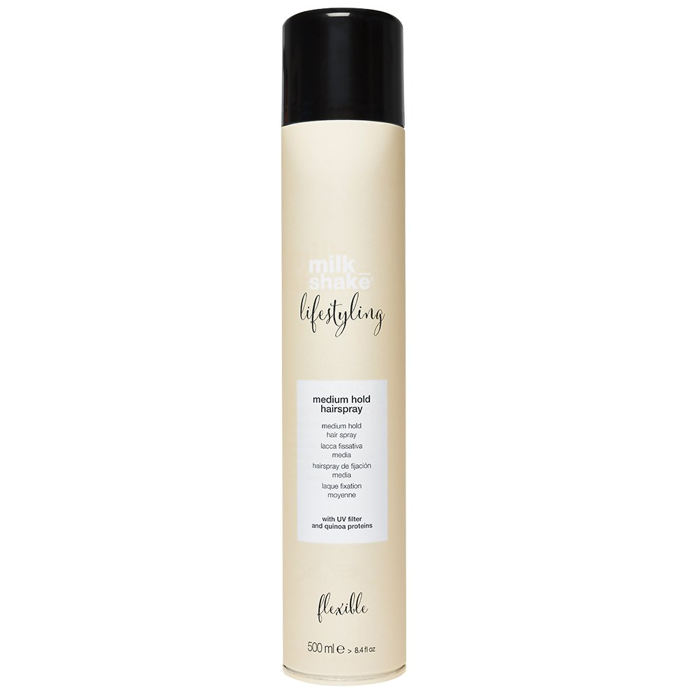 Milk Shake lifestyling hairspray medium hold