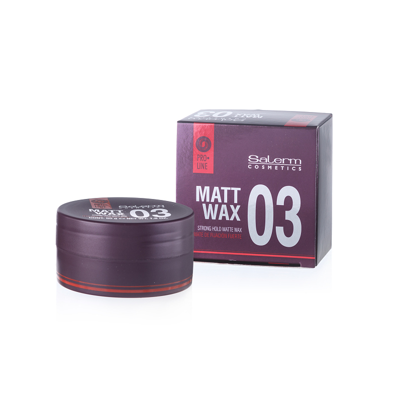 Salerm Matt Wax strong hold 03, 50g