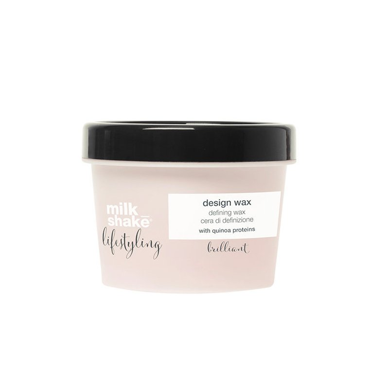 Milk Shake lifestyling design wax