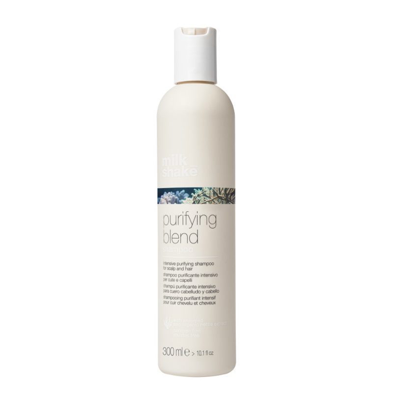 Milk Shake purifying blend shampoo,