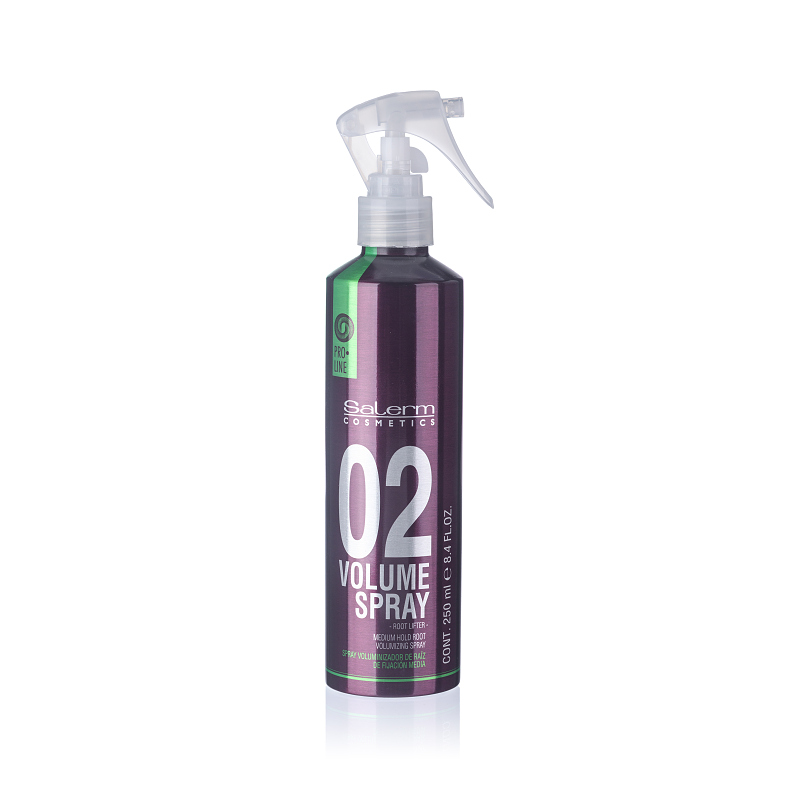 Salerm Volume Spray 02 Blancos (blond), 250 ml