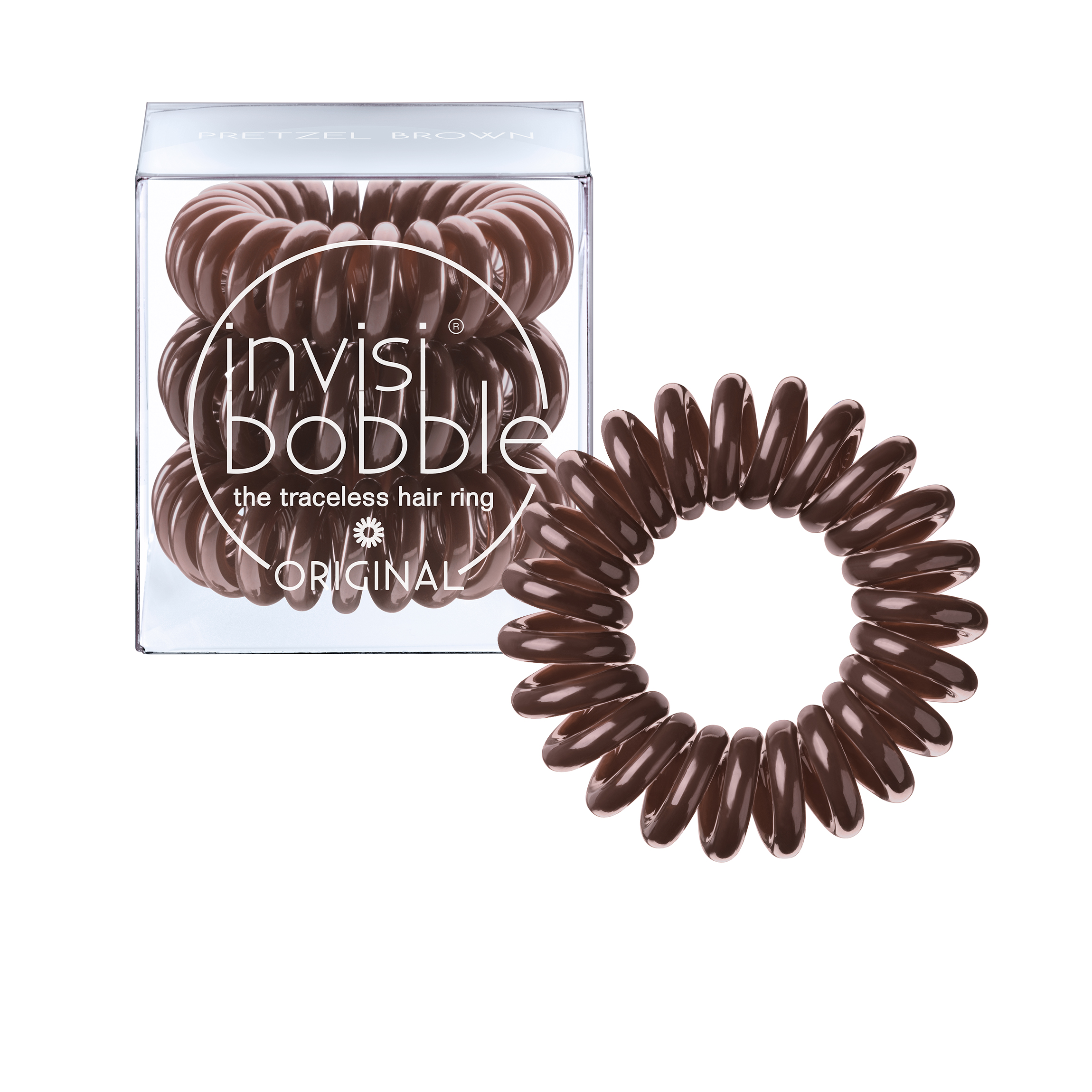 Invisibobble Original Brown, 3 ks