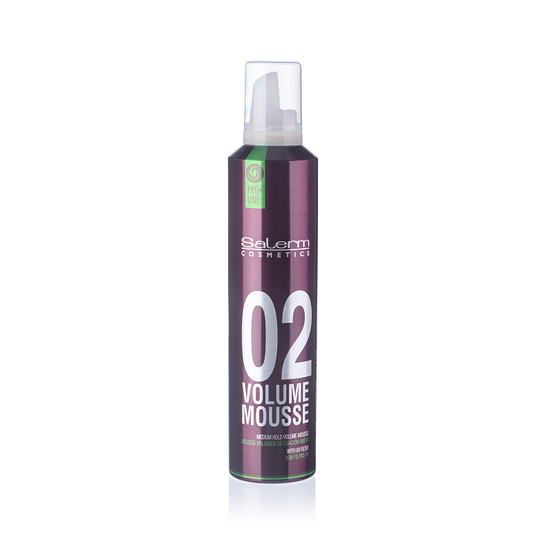 Salerm Volume Mousse 02