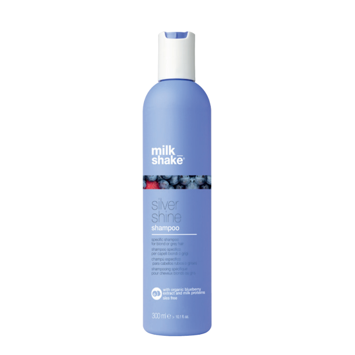 Z.ONE milk_shake silver shine shampoo