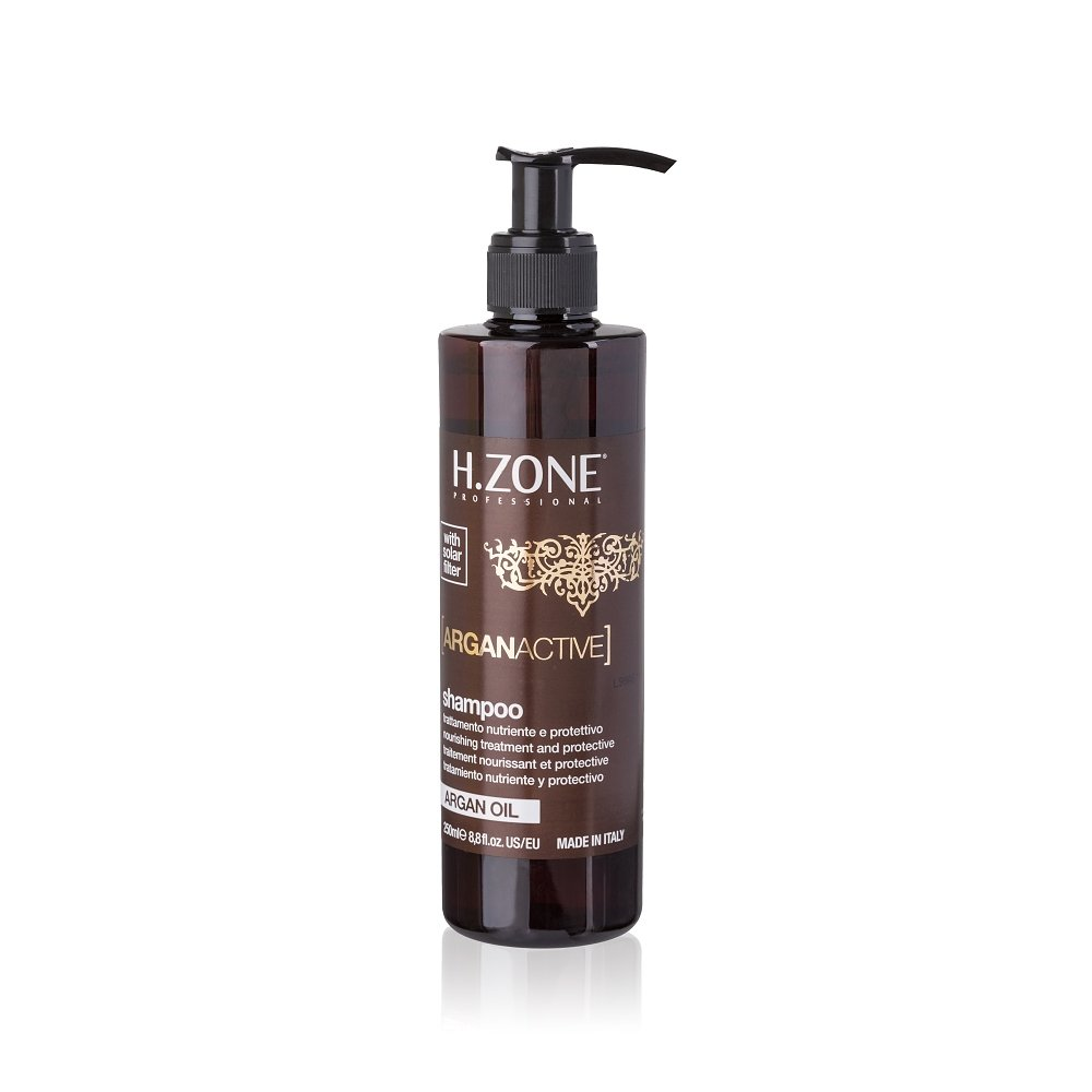H.ZONE Argan Active šampon