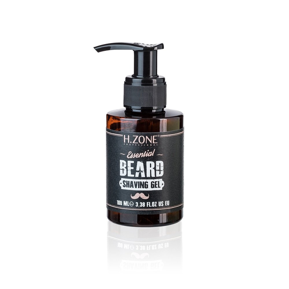 H.ZONE Barba shaving gel